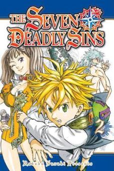 The Seven Deadly Sins vol2